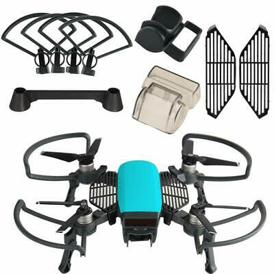 AU38.69 • Buy Kuuqa 5 Pcs Accessories Kits For Dji Spark, Including 2 In 1 Propeller Guard