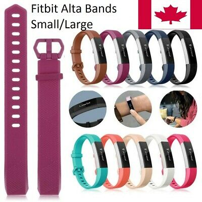 $ CDN7.99 • Buy For Fitbit Alta HR Ace Band Replacement Wrist Silicone Bands Watch Small Large