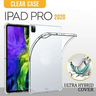 AU9.95 • Buy For Apple IPad Pro 10.5  11  12.9  2020 Air 2019 Gel Clear Shockproof Case Cover