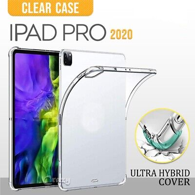 AU9.95 • Buy For Apple IPad Pro 10.5  11  Mini 1 2 3 Air 2019 Gel Clear Shockproof Case Cover