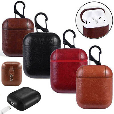 $ CDN3.05 • Buy 1PC For AirPods Apple Air Pod Case Protective Leather Holder Bag Accessories