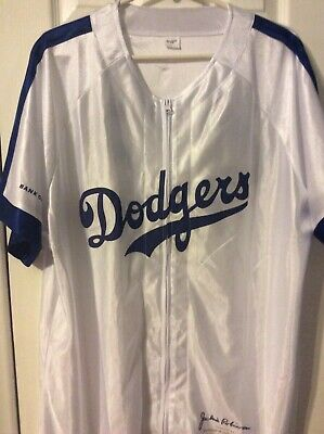 reputable site bbf4d f01e5 jackie robinson jersey