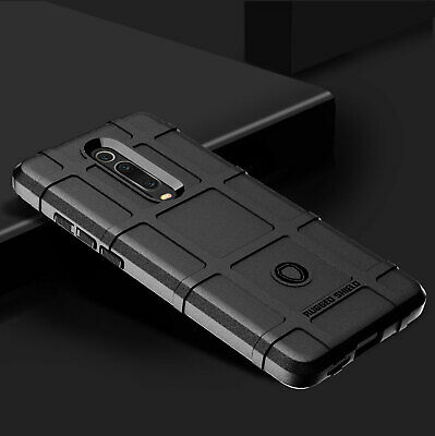 AU7.02 • Buy For Xiaomi Mi 9T Pro, Strong Shockproof Rugged Shield Soft TPU Rubber Case Cover