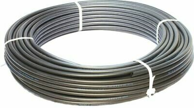 £10.84 • Buy 13mm(ID) 16mm(OD) LDPE Poly Pipe Black, Garden Irrigation, Hozelock Compatible