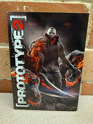 AU18 • Buy Official Prototype 2 Radnet Edition Xbox 360 AUS NEW SEALED
