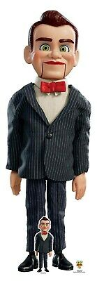 £38.99 • Buy Ventriloquists Dummy Doll Official Disney Toy Story 4 Lifesize Cardboard Cutout