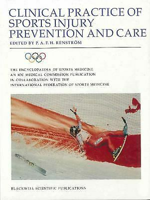 £3.10 • Buy Clinical Practice Of Sports Injury Prevention And Care Hardcover Renstrom
