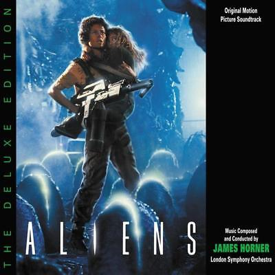 £22.95 • Buy Aliens - Expanded Deluxe Edition - James Horner