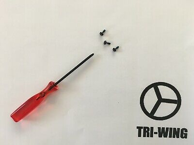 $6.95 • Buy Y1 Tri-wing Battery Screw Set W/open Tool For Macbook Pro Unibody 15  A1286