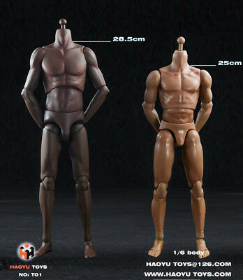 $49.77 • Buy 1/6 Michael Jordan Muscular Male African Extra Tall Figure For Enterbay Body Toy
