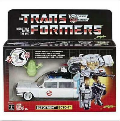 New In Hand Transformers Ghostbusters Ectotron Ecto-1 In Stock • 43.43£