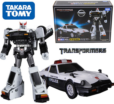 Transformers Masterpiece MP-17 Prowl Nissan Fairlady 280Z Police Car Vehicle Toy • 24.36£