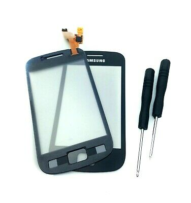 For Samsung Galaxy S6500 Mini 2 Digitizer Touch Screen Lens Front Glass Black • 7.75£