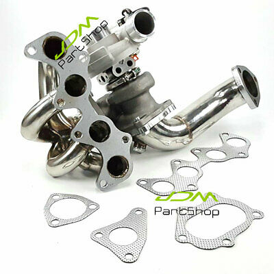 AU604.99 • Buy TD04 Turbo+Manifold+Downpipe For 96-99 Toyota Starlet Glanza 1.3 EP91 EP82 4EFTE