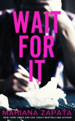 AU44.97 • Buy Zapata Mariana-Wait For It (US IMPORT) BOOK NEW