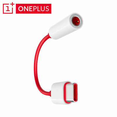 $5.26 • Buy For Oneplus 6T Usb Type C To 3.5mm Jack Earphone Adapter Aux Audio Cable
