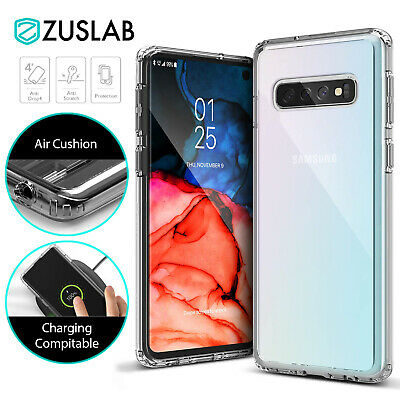 AU8.95 • Buy For Samsung Galaxy S10 S10e S9 S8 Plus S21 S20 Ultra Case Clear Heavy Duty Cover