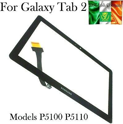 £11.56 • Buy Samsung Galaxy Tab 2 P5100 P5110 10.1 Replacement Touch Screen Digitizer Black