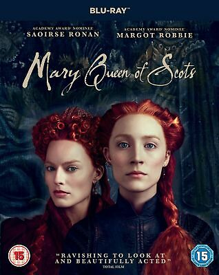 Mary Queen Of Scots [Blu-ray] • 6.95£