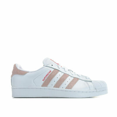the best attitude a05b5 7fdeb adidas superstar rosa weiß damen