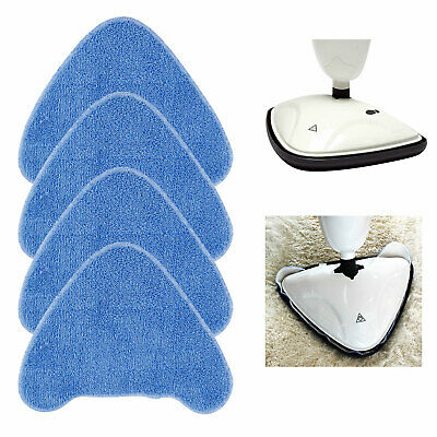 4 Pcs Replacement Steam Mop Pads FOR VAX S86-SF-CC Steam Fresh Brand New • 8.95£