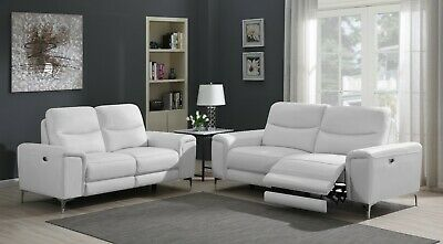 Italian Leather Sofas Modern | Compare Prices on dealsan.com