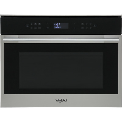 Whirlpool W7MW461UK W Collection 900 Watt Microwave Built In Stainless Steel • 629£