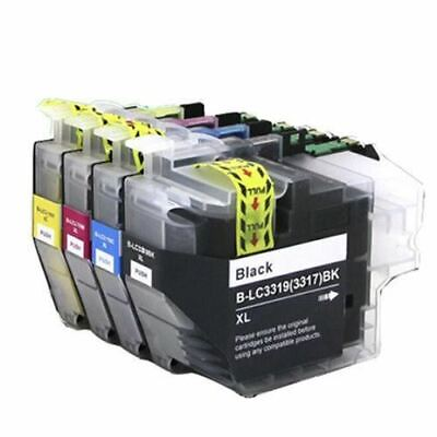 AU47.97 • Buy ANY LC3317 LC3319XL Ink Cartridges Compatible For Brother MFCJ5330DW MFCJ6730DW
