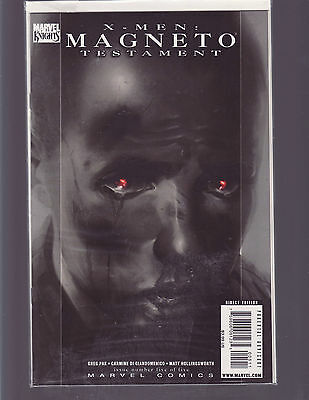 £8.16 • Buy X-men Magneto Testament #5(marvel Knights) Unread/bagged And Boarded