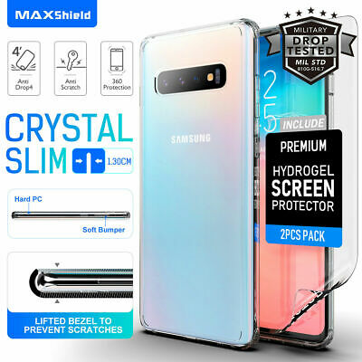 AU8.95 • Buy Samsung Galaxy S10 5G S10e S10 Plus Case Clear Heavy Duty Shockproof Slim Cover