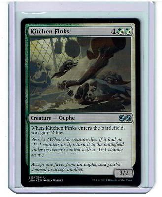Kitchen Finks - Ultimate Masters - Magic The Gathering • 2.25$