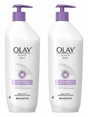 AU24.25 • Buy Olay Quench Ultra Moisture Shea Butter Body Lotion, 20.2 Fl Oz (Pack Of 2)