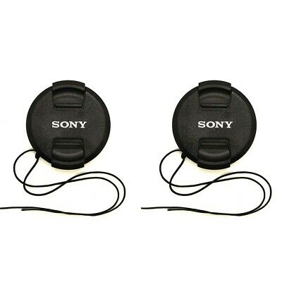 $ CDN9.11 • Buy 2-Pack Sony 40.5mm Lens Cap Cover For Sony A6500 A6300 A6000 Kit/w 16-50mm Lens