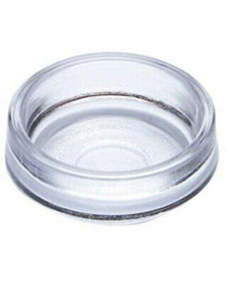 8x Large Clear Castor Cup Furniture Feet 60mm • 4.99£
