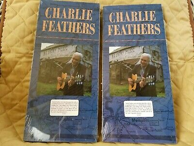 £12.77 • Buy NEW Charlie Feathers CD In Longbox 1990 Rare Collectible SEALED