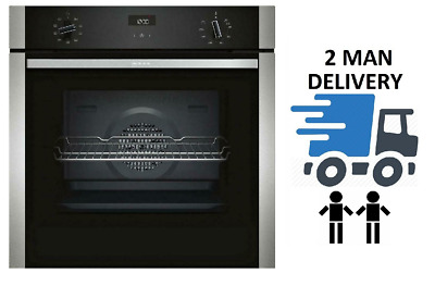 £499 • Buy NEFF B1ACE4HN0B Stainless Steel Electric Single Oven + Free £50 Grocery Card