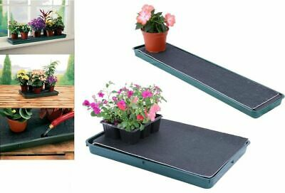 £14.99 • Buy Garland Garden Patio Plant Self Watering Spill Greenhouse Seed Window Tray