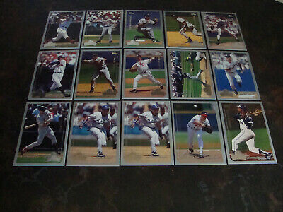 $ CDN22.97 • Buy 1999 Topps Opening Day Baseball---Lot Of 15---Stars Only---Multi-Lots---See List