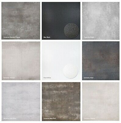 £2.99 • Buy SAMPLE Of Porcelain Wall Floor Lappato Tiles Super Realistic Multi Colour 60x60