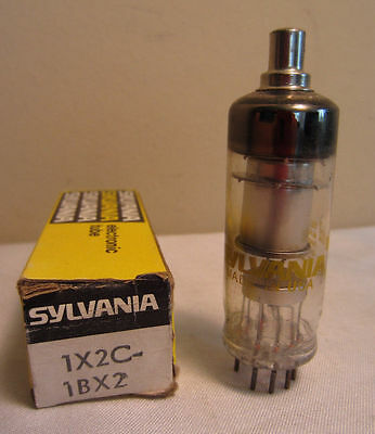 AU8.91 • Buy Sylvania 1X2C-1BX2 Electronic Tube In Box