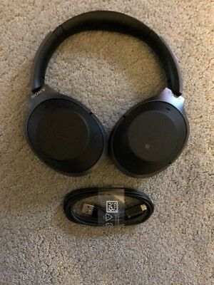$ CDN161.56 • Buy Sony WH-1000XM2 Wireless Noise Cancelling Headphones - Black