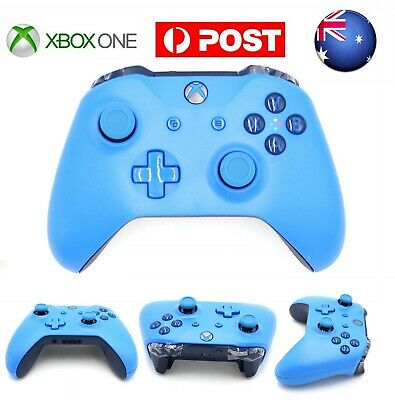 AU85.99 • Buy AU Pure Blue Edition MS Xbox One Wireless Game Controller Gamepad With PhoneJack