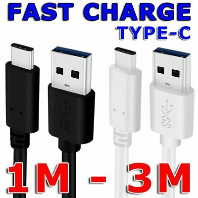 AU4.95 • Buy USB-C Type C Sync Charger Cable FAST Charging For Samsung Galaxy S9 S8 S10 Plus