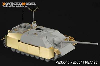 PEA193, WWII German Jagdpanzer IV Schurzen (For DRAGON /TAM), VOYAGERMODEL 1/35 • 10.69£