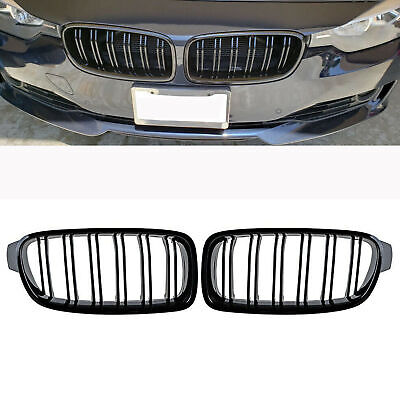 BMW M Performance Genuine Front Left Kidney Grille Black F30//F31 51712240775