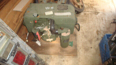 $1200 • Buy NEW M274  M-274A2  2 Cylinder Mule Engine AO42 Power Generation Crate Engine