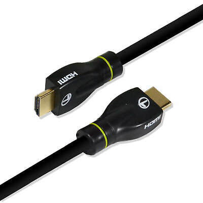 $ CDN22.87 • Buy HDMI 2.0 Cable 50ft Ultra-HD High Speed 4K 3D HDTV 18Gbs With Audio & Ethernet