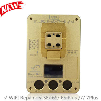 WL PCIE NAND Flash Programmer For IPhone SE 6S 6S Plus 7 7Plus Motherboard Test  • 312.68£