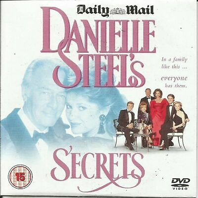 Danielle Steel's - Secrets --  Daily Mail Promo Dvd • 1.65£