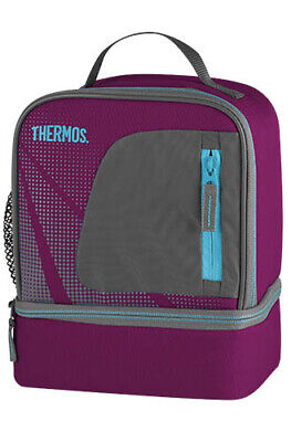 AU14 • Buy THERMOS Radiance Dual Lunch Kit Pink Lunch Box Cold Storage AUTHENTIC